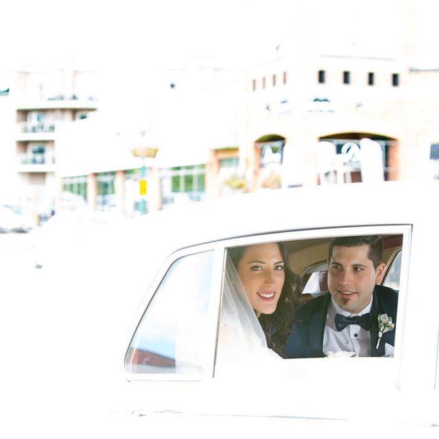 White wedding! daphotostudio