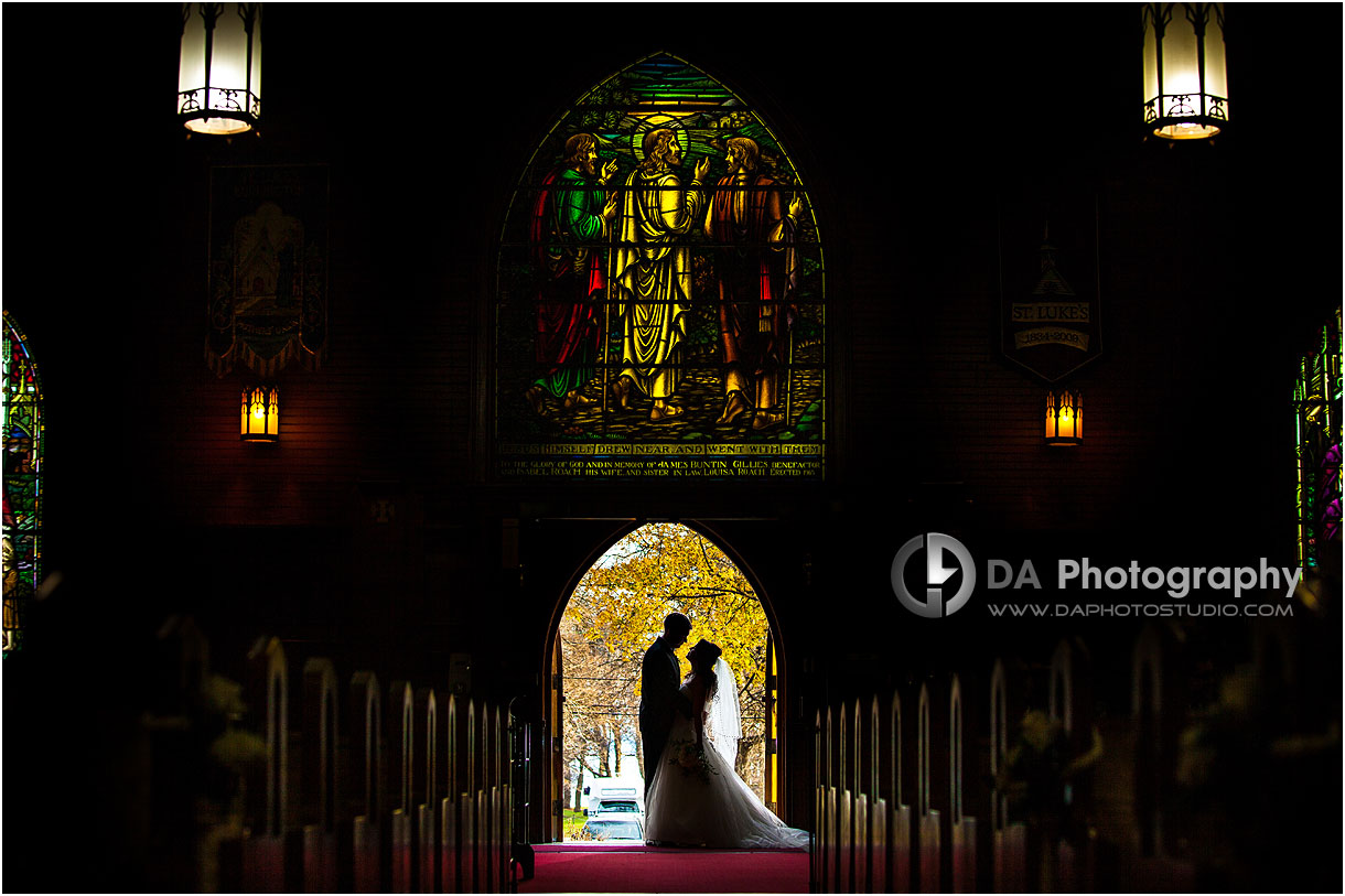 Top Photographer for St. Luke Church Wedding