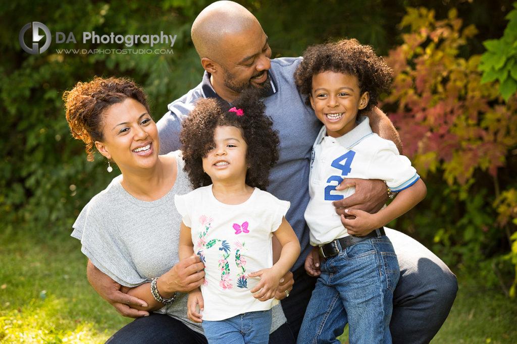 Family Photo Shoot in Brampton