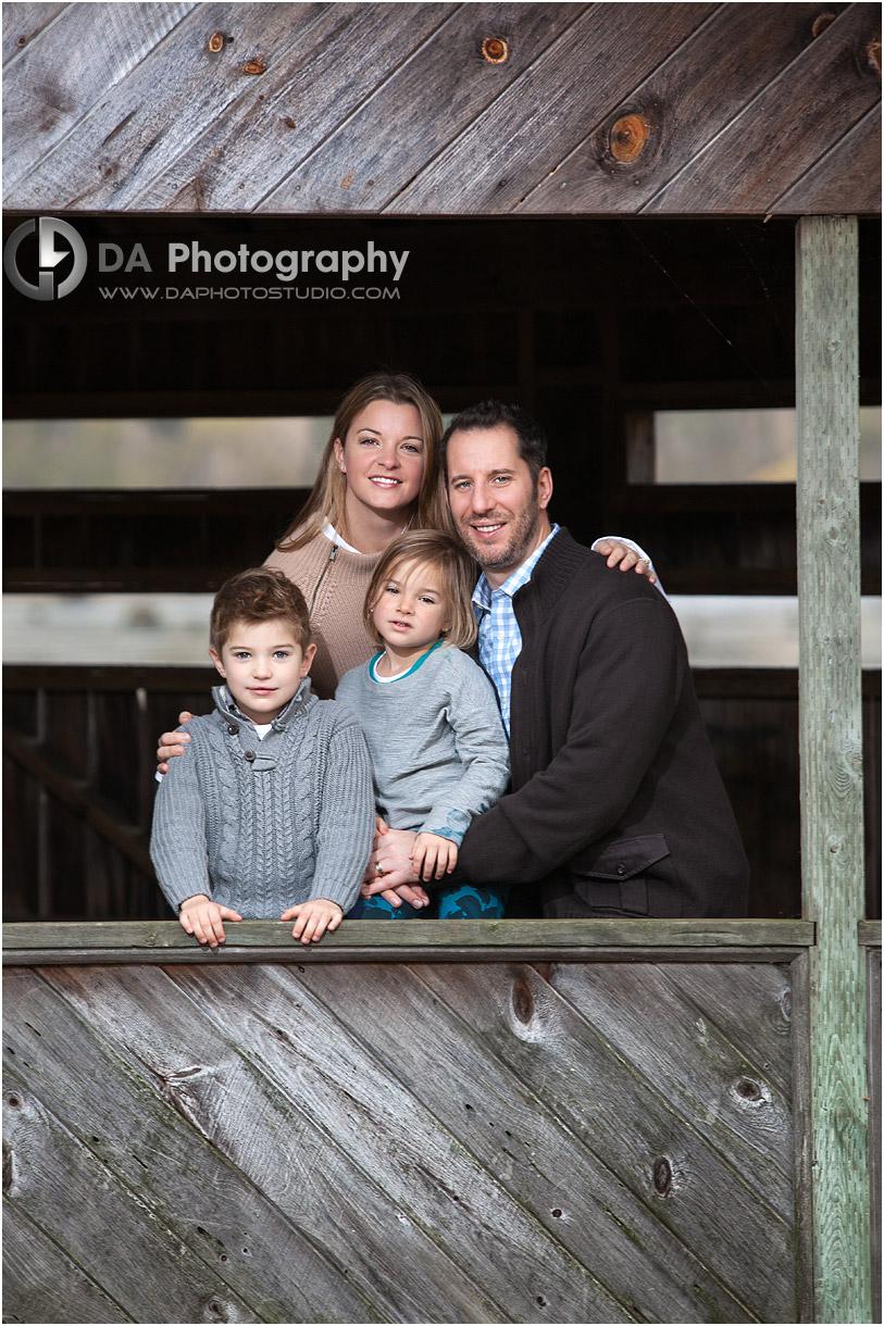 Mountsberg Conservation Family Portraits