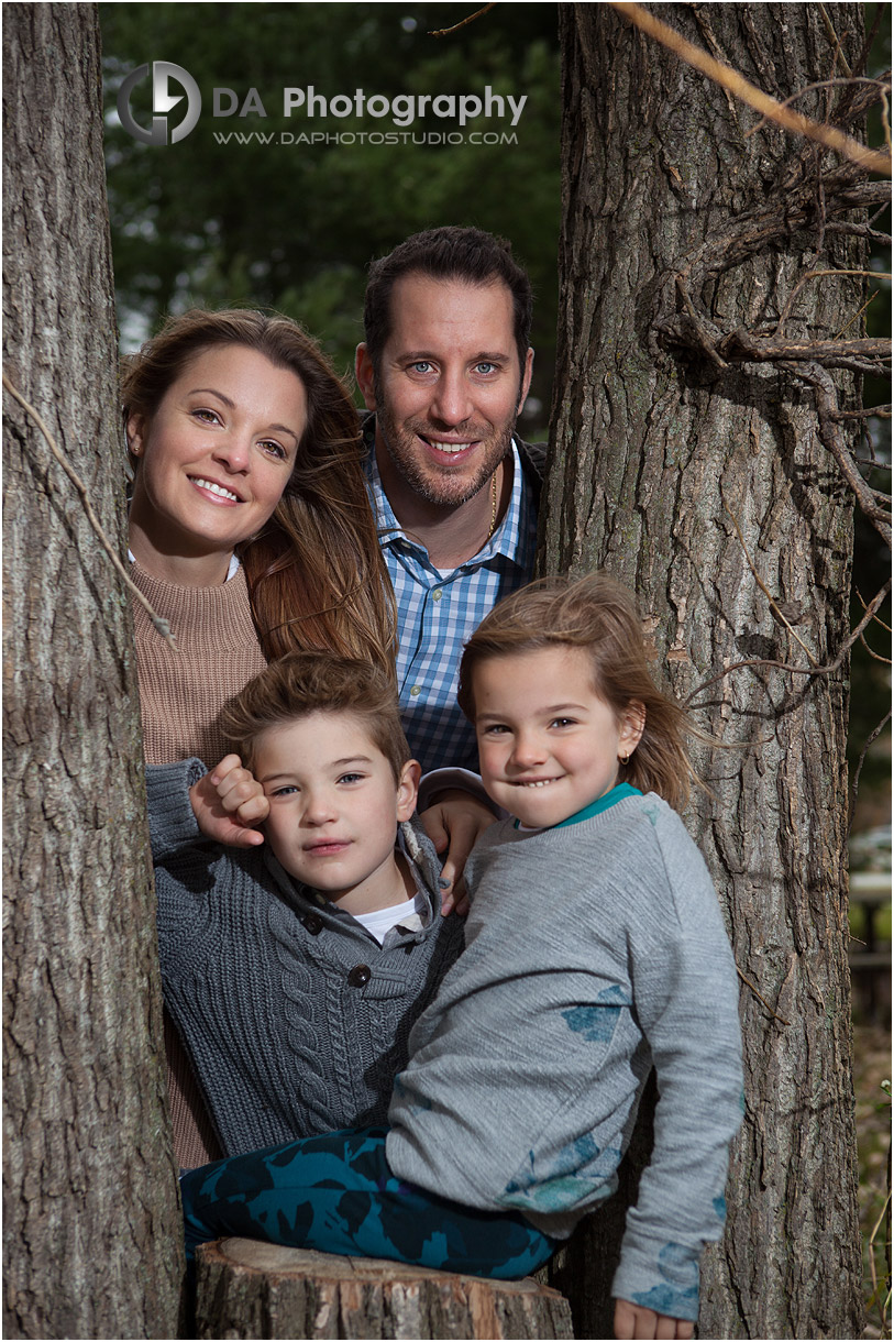 Top Locations in Milton for Family Portraits