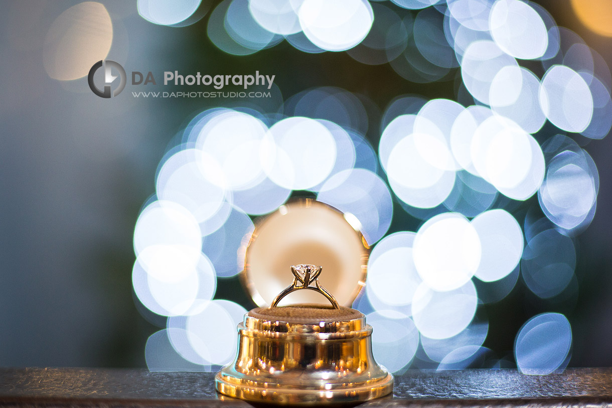 Engagement Ring in Toronto