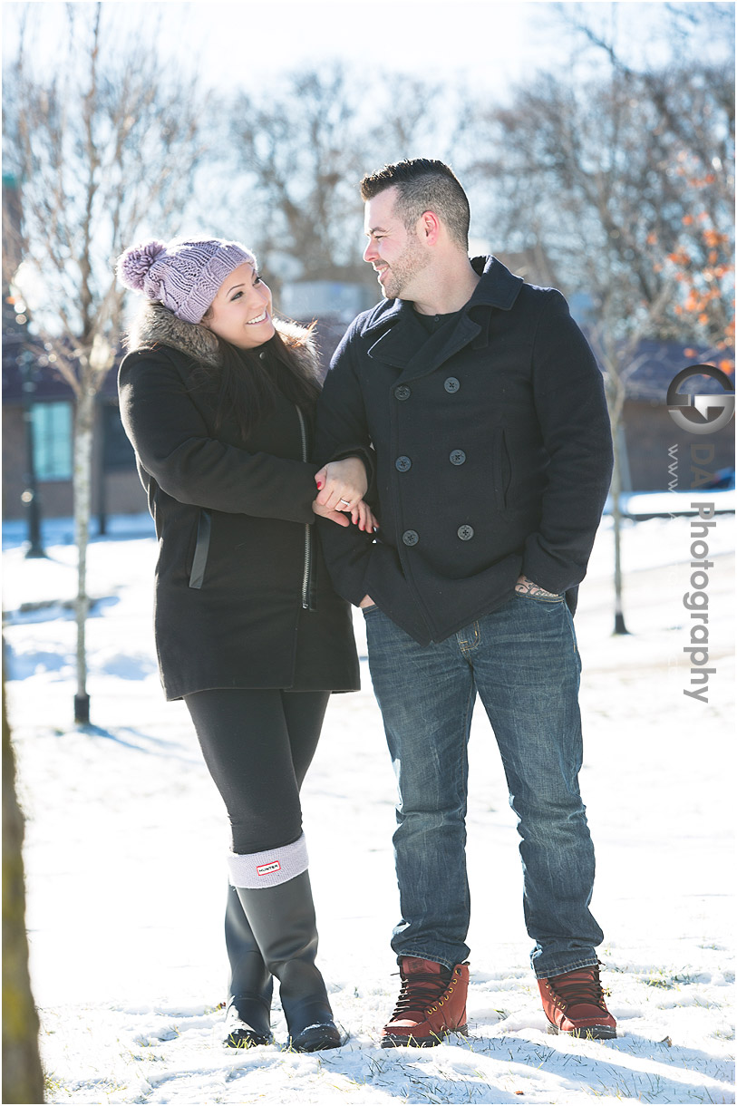 Port Perry Engagement Pictures