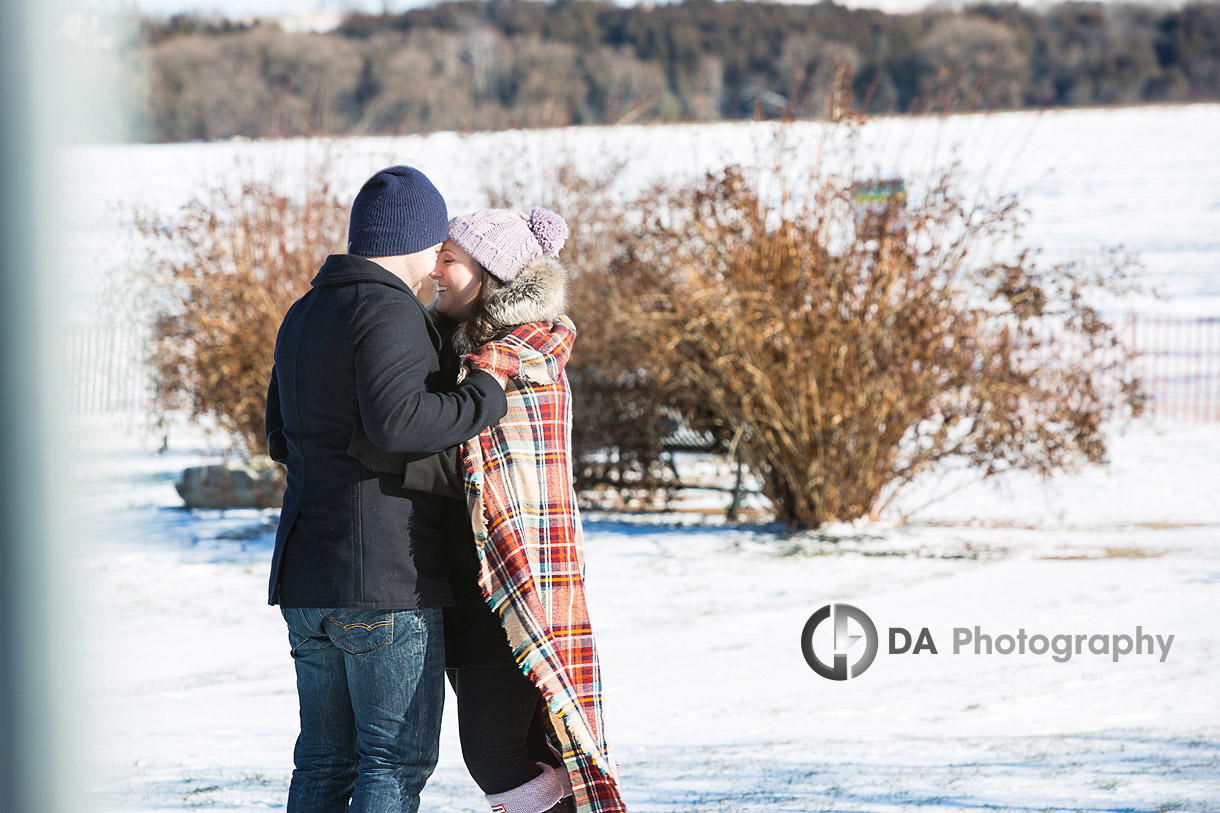 Top Engagement Photographer in Port Perry
