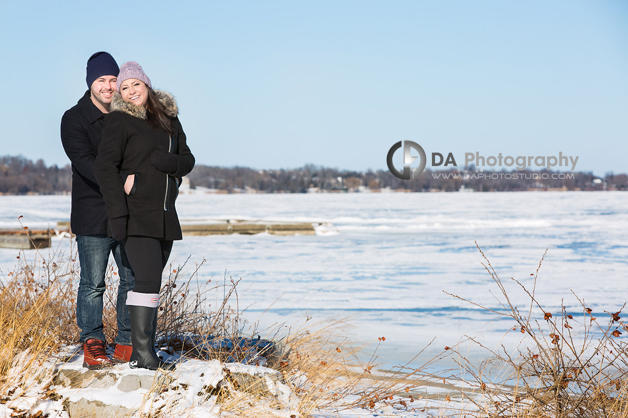 Port Perry Engagement Photos