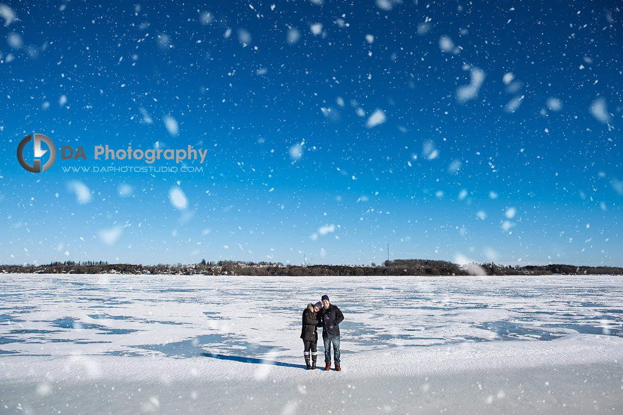 Port Perry Engagement