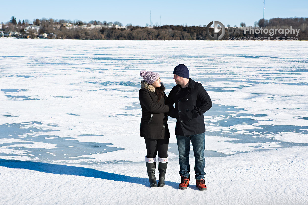 Port Perry Engagement Picture