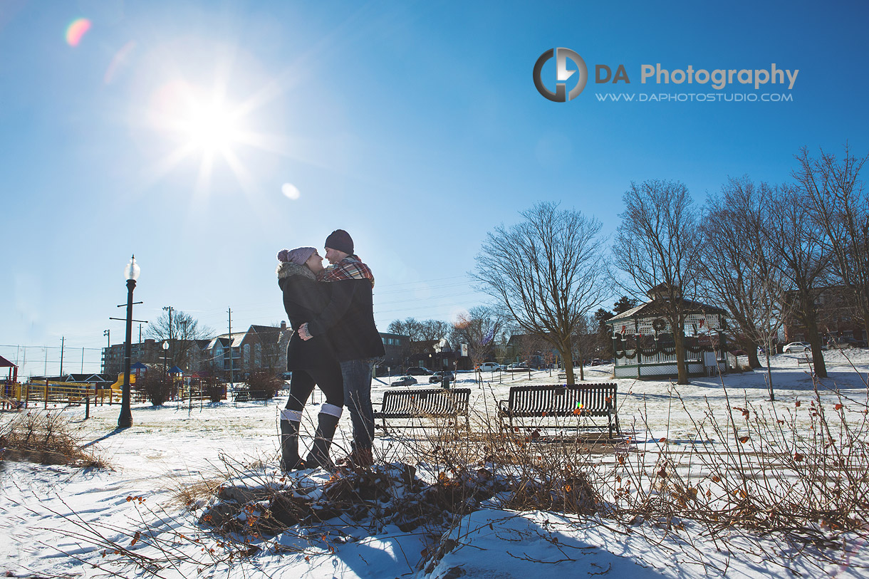 Best Engagement Photographer in Port Perry