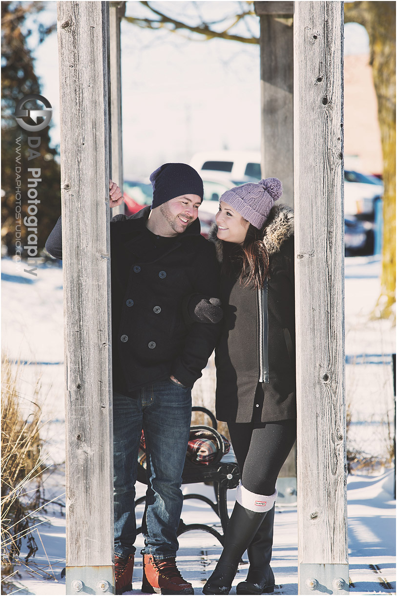Best Engagement Photographers in Port Perry