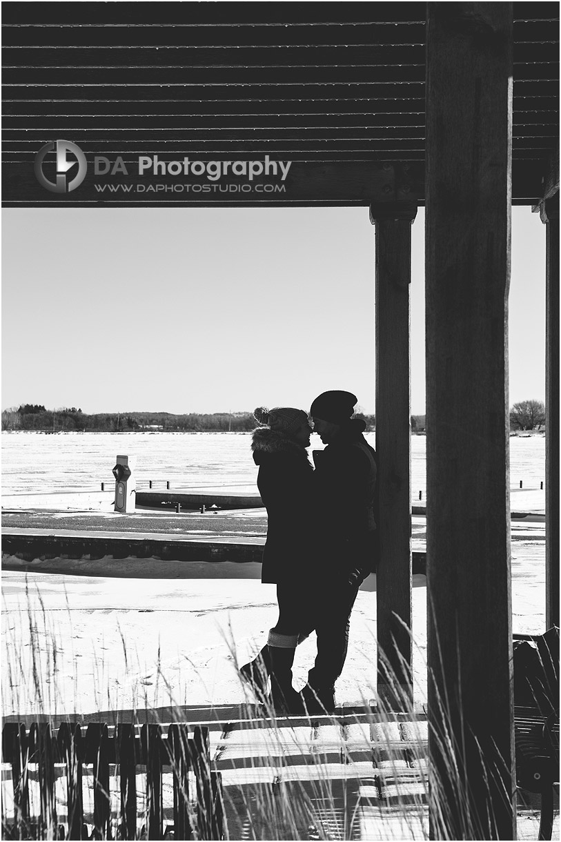 Best Engagement Photo Locations in Port Perry