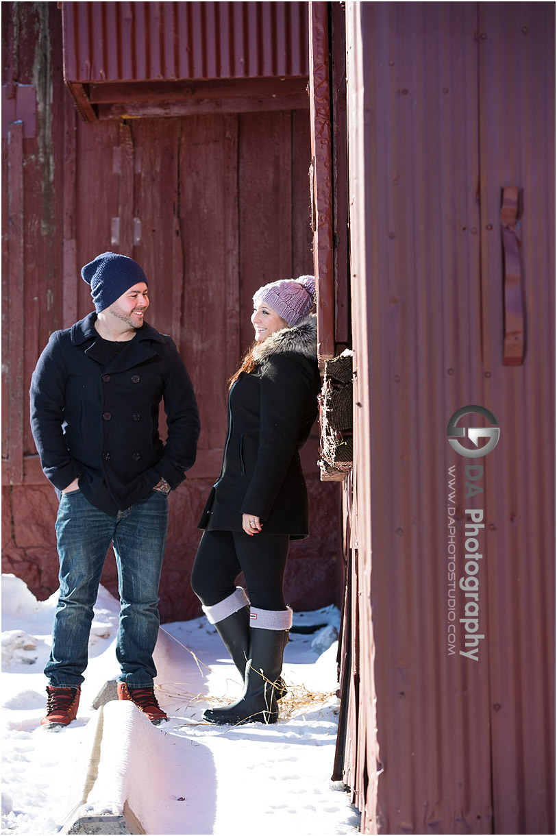Best Port Perry Engagement Photo Location