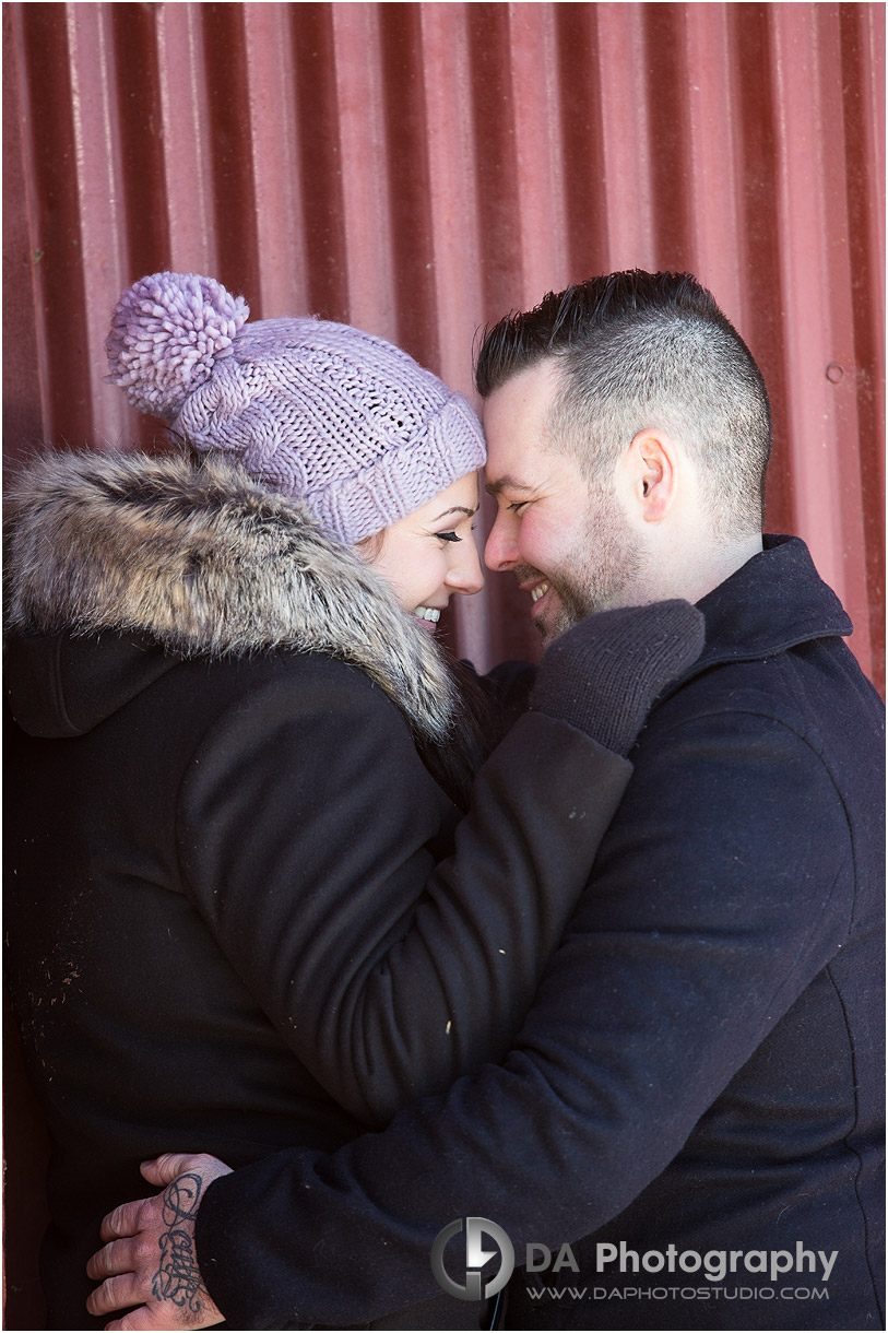 Port Perry Engagement Photography