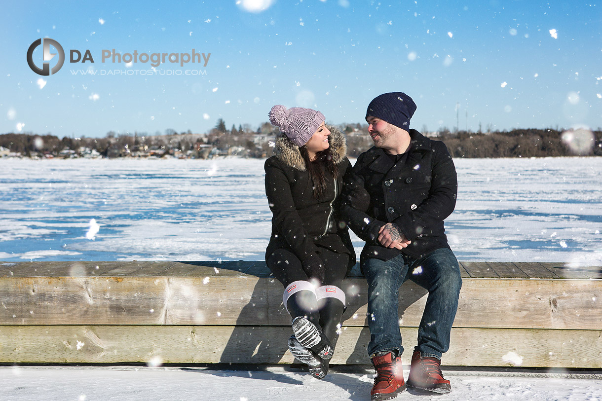 Port Perry Engagement Photographer