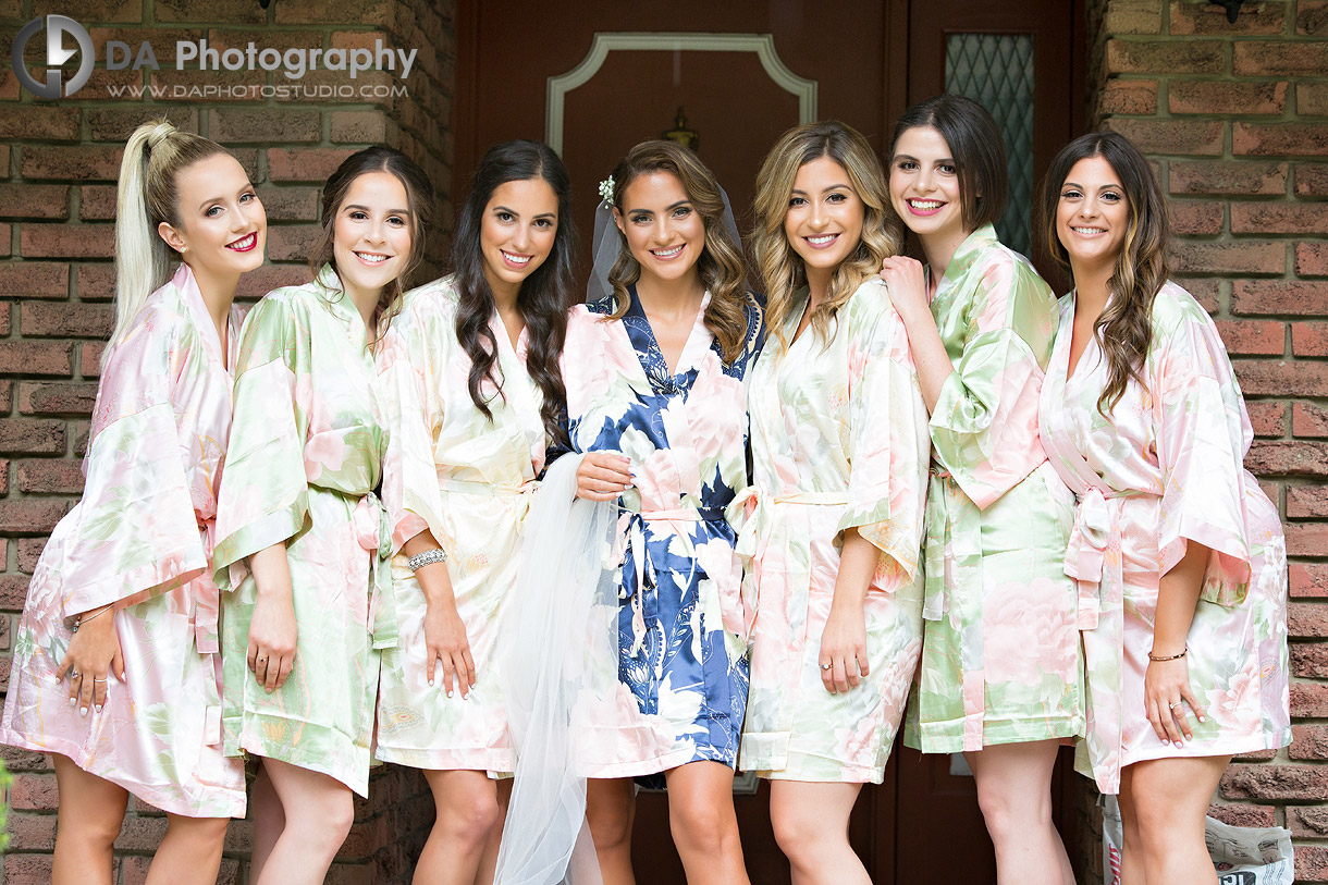 Bridesmaids in Cambridge