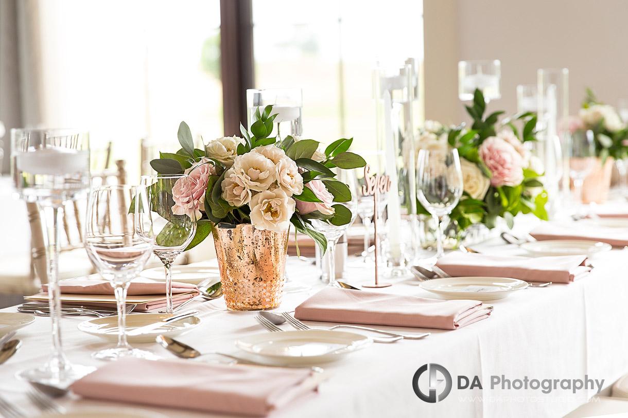 Wedding Reception at Whistle Bear