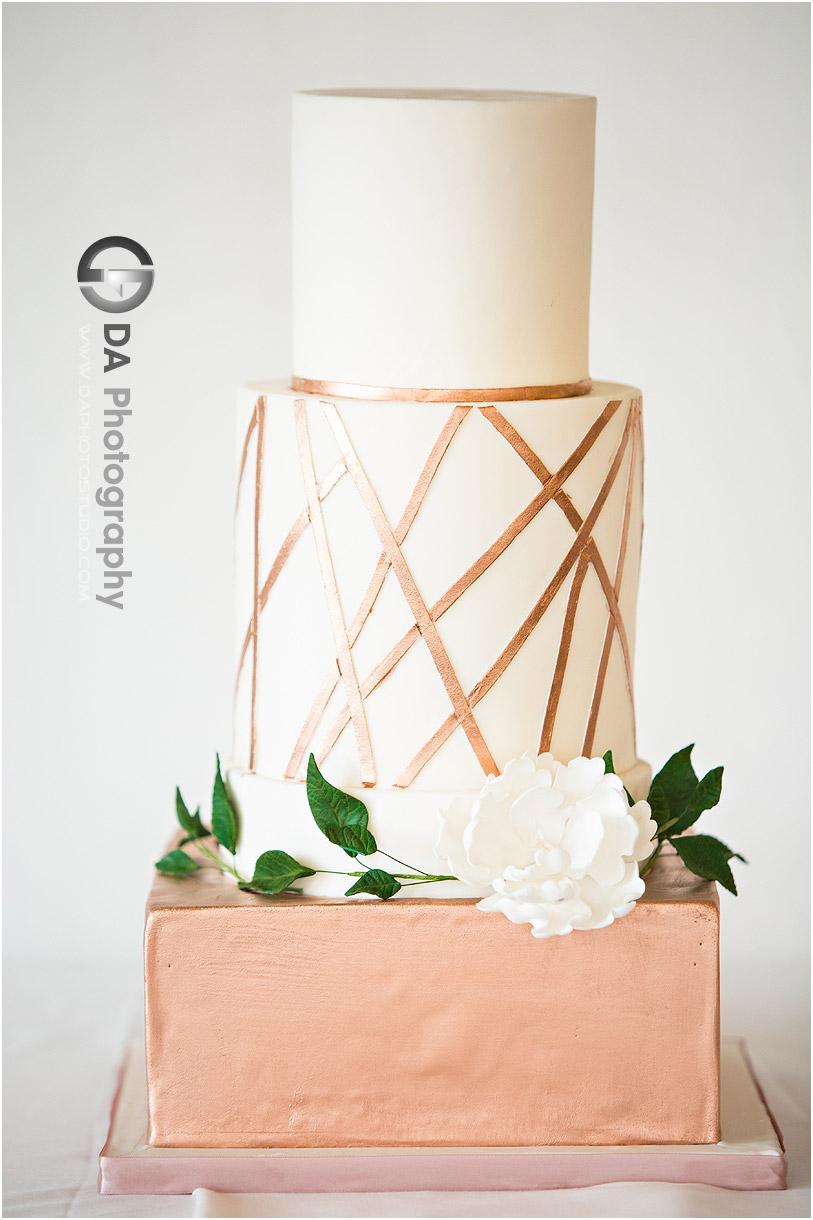 Wedding Cake at Whistle Bear