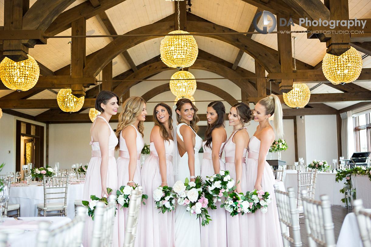 Bridesmaid Dresses at Whistle Bear