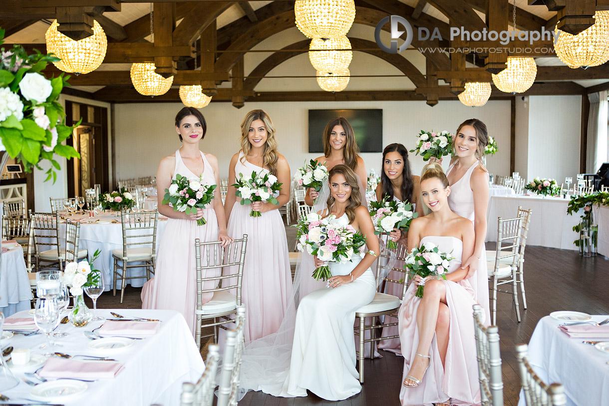 Bridesmaids at Whistle Bear