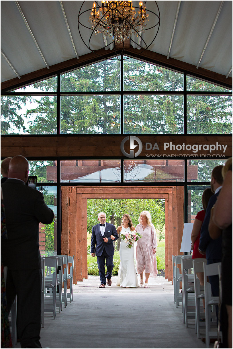 Garden Wedding at Whistle Bear