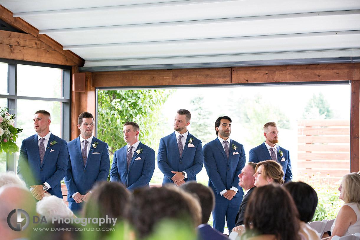 Cambridge Wedding Ceremony