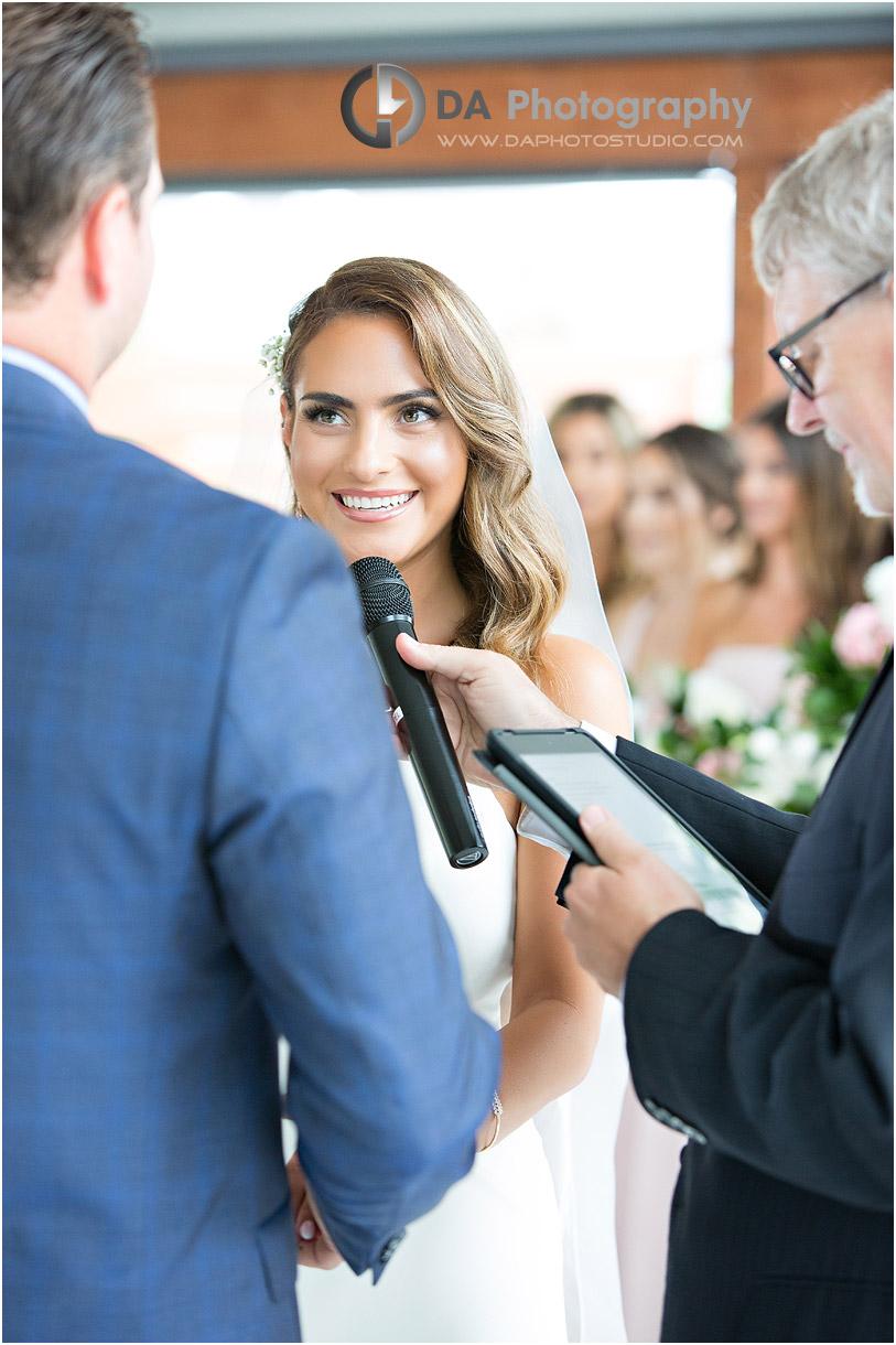 Wedding Ceremonies at Whistle Bear