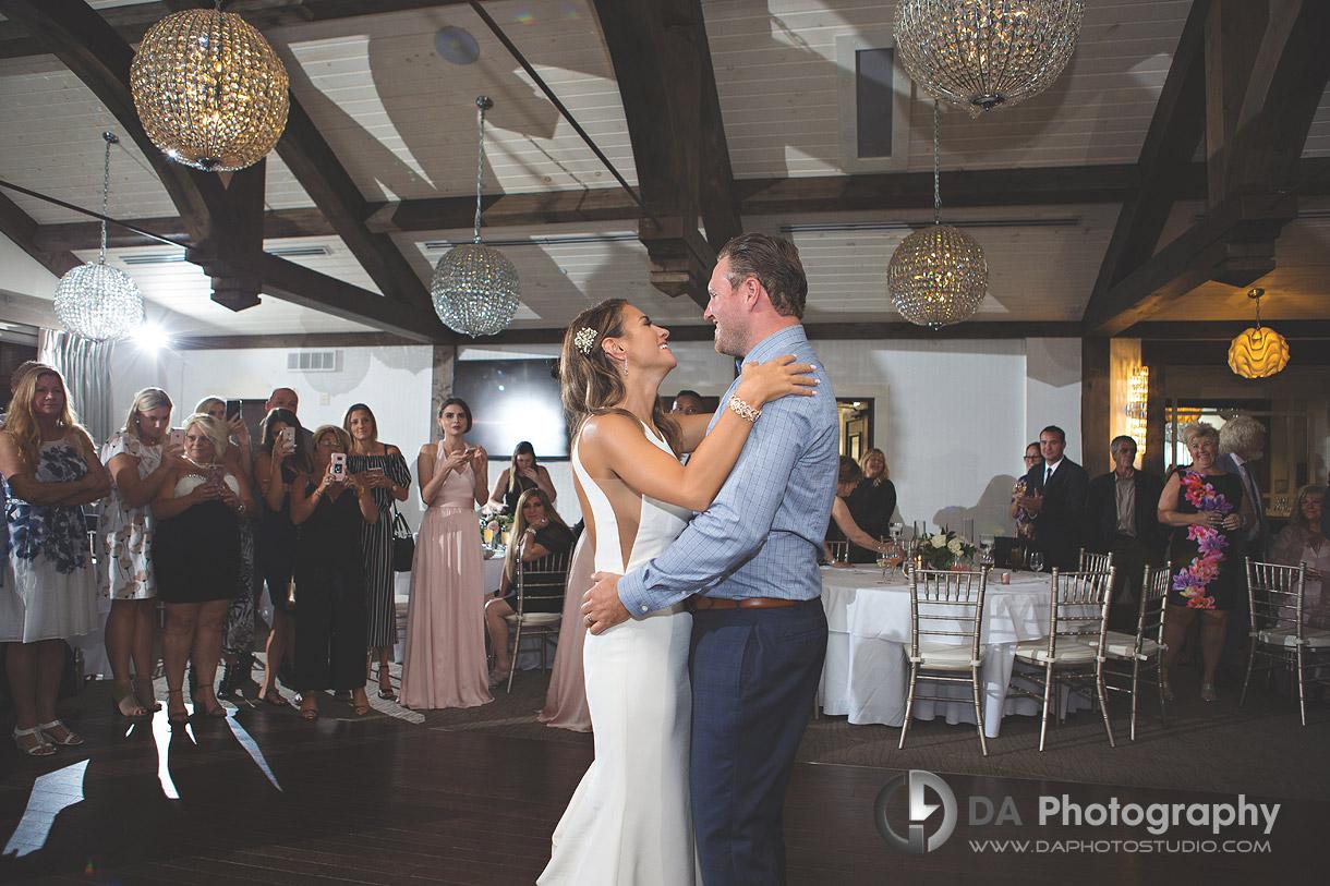 Wedding Photo at Whistle Bear in Cambridge
