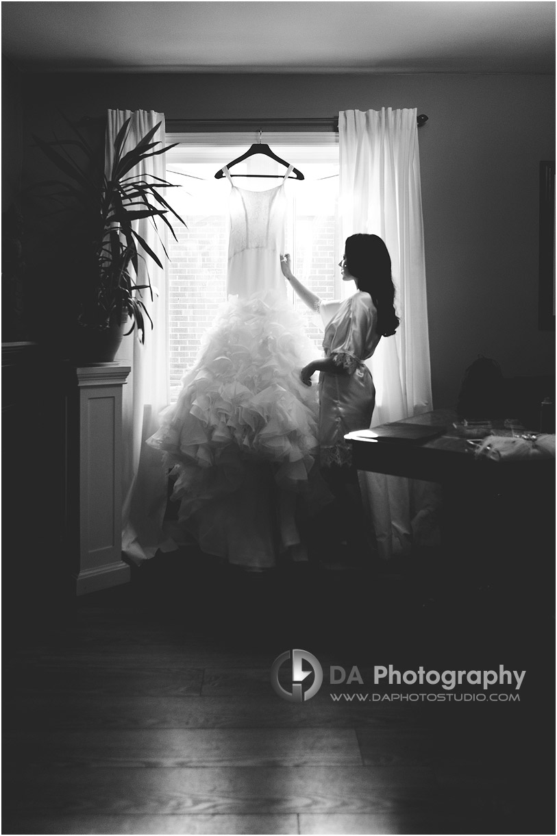 Wedding Dress at Croatian Sports and Community Centre
