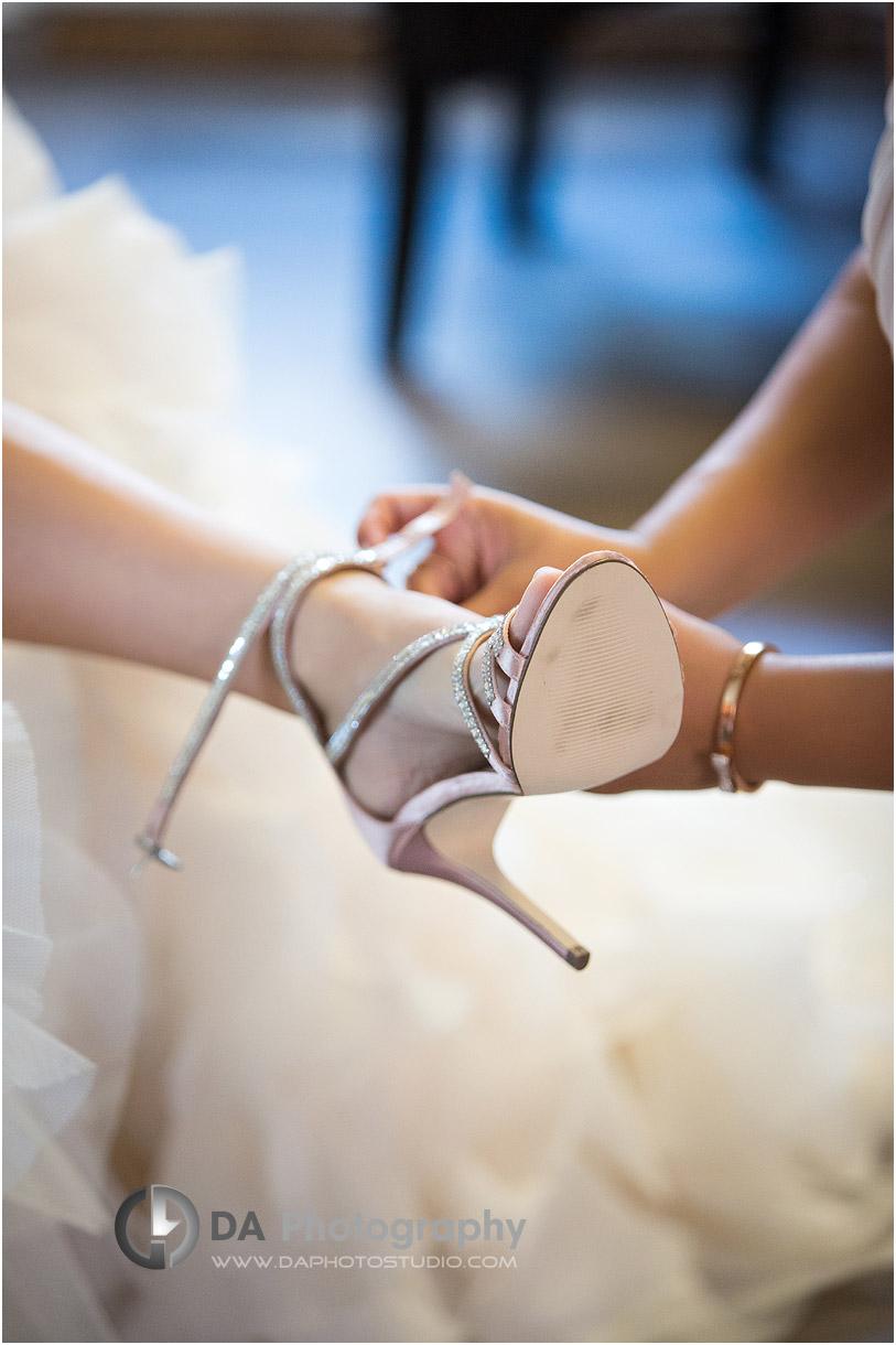 Wedding Shoes in Stoney Creek
