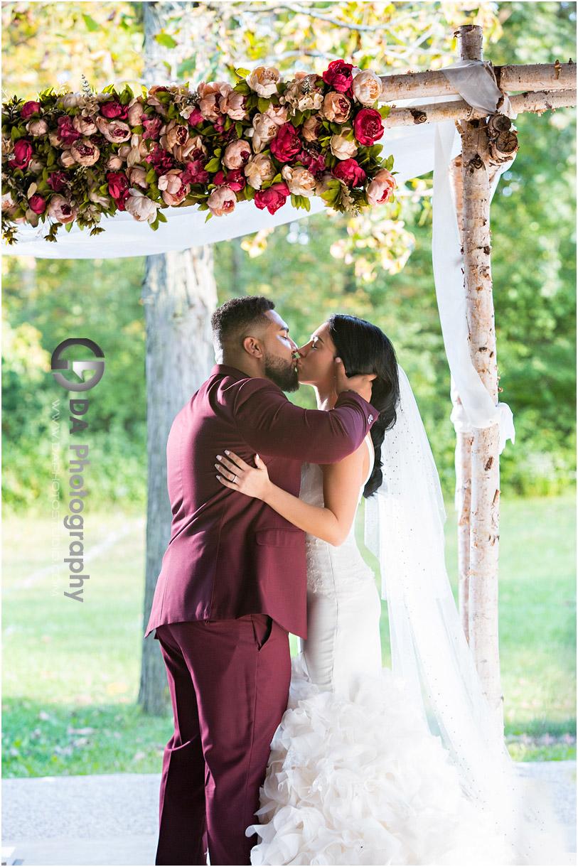 Croatian Sports and Community Centre Wedding Ceremony