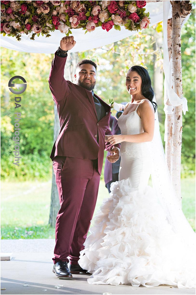 Wedding Ceremonies in Stoney Creek