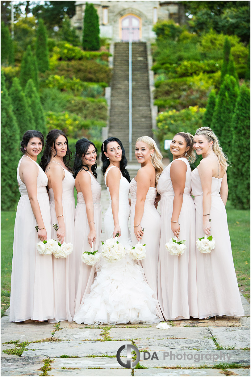 Bridesmaid Dresses at Battlefield House Museum