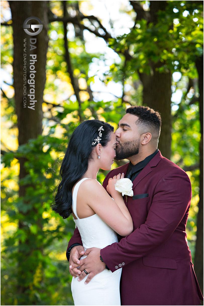 Wedding Photographers for Battlefield House Museum