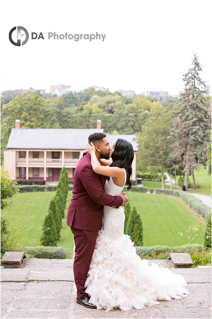 Stoney Creek Garden Wedding