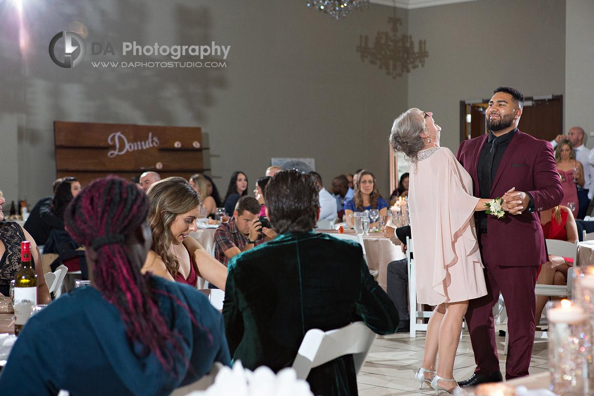 Stoney Creek Wedding Reception