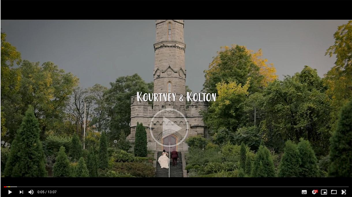 Stoney Creek Wedding Video by Dave Tebbutt