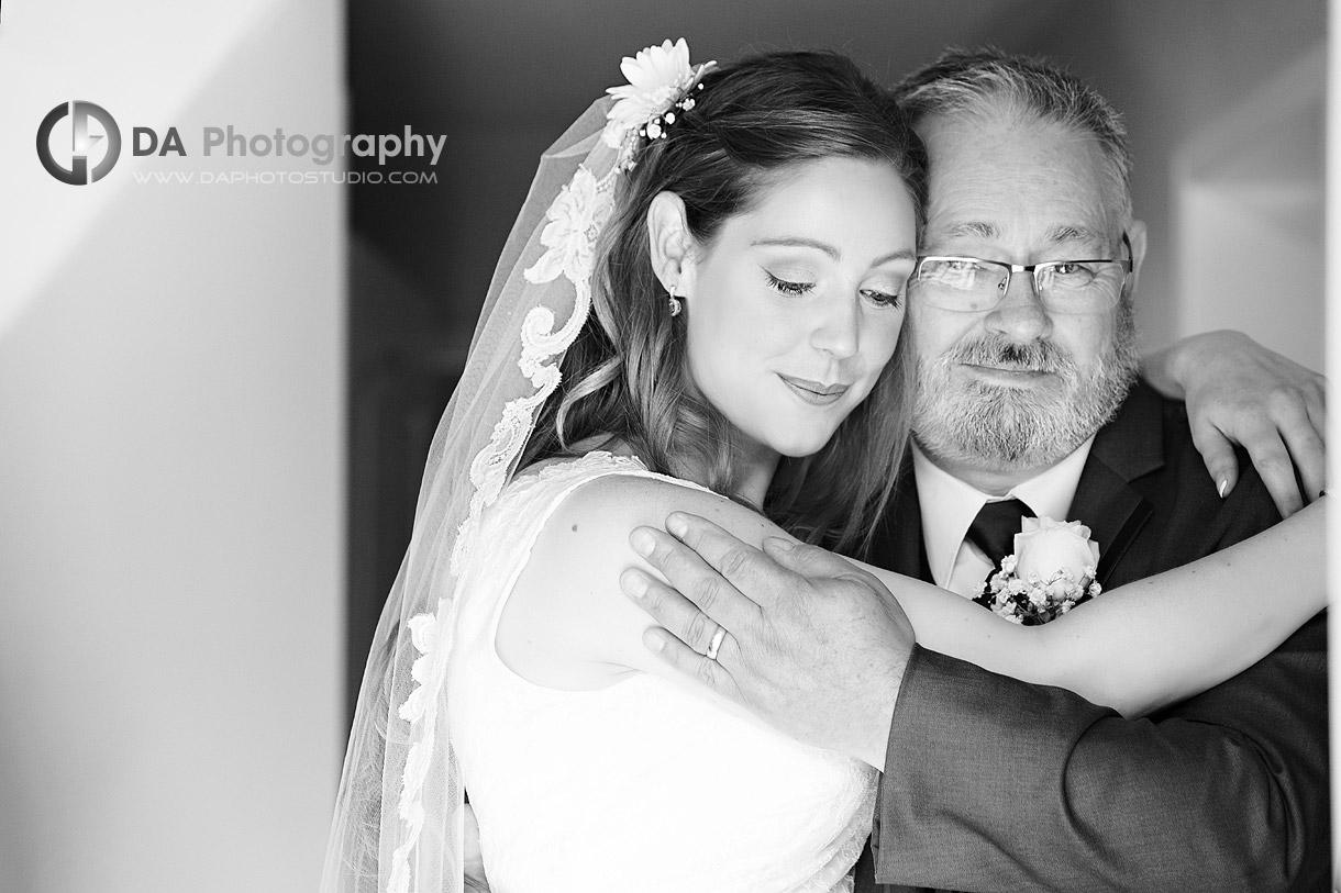 Documentary style wedding in Oakville