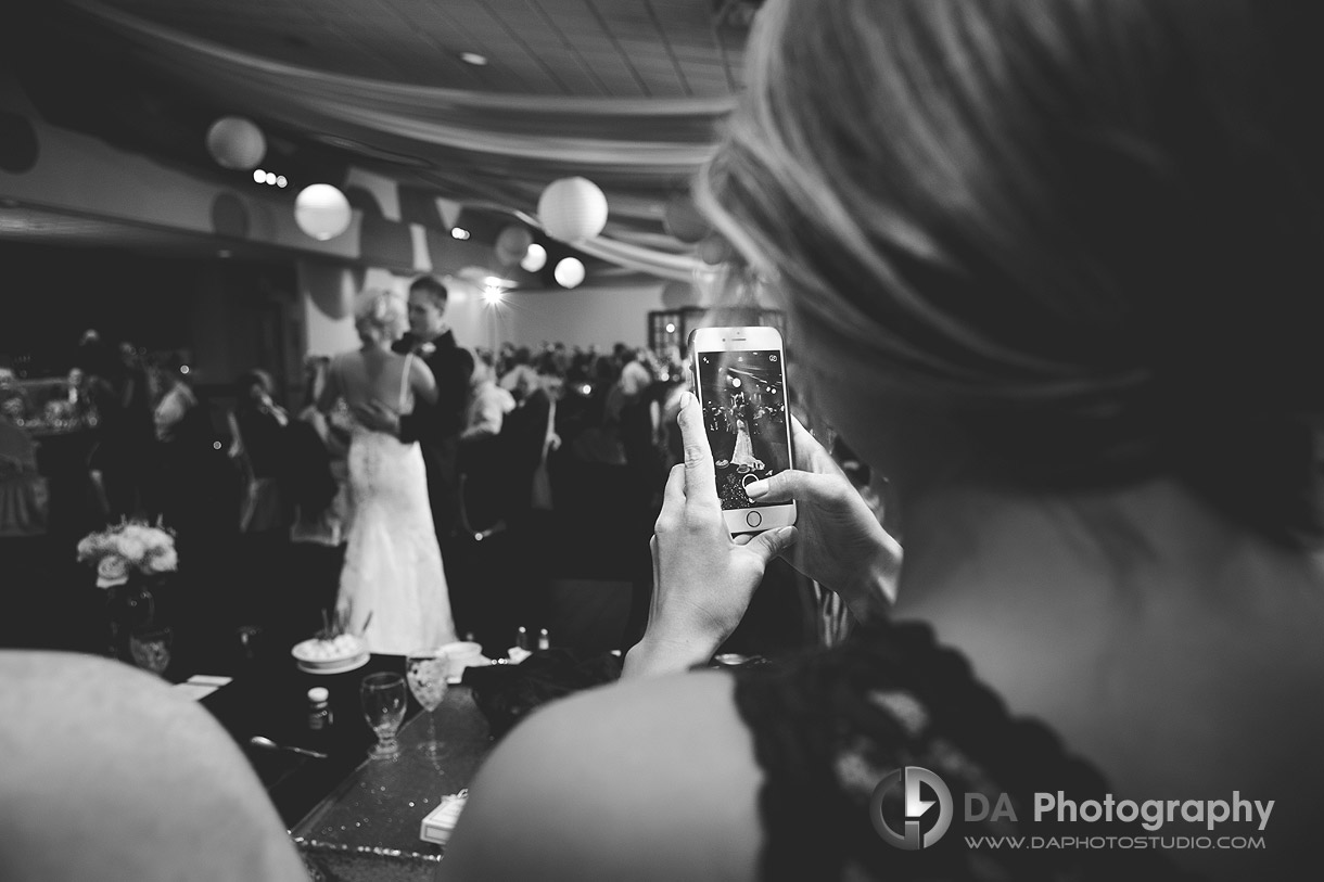 Documentary style wedding at The Waterfront Banquet Centre