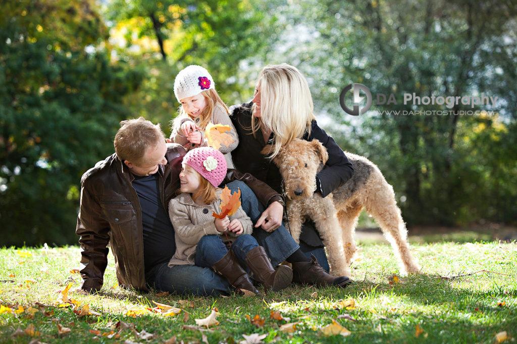La Salle Park Family Photography