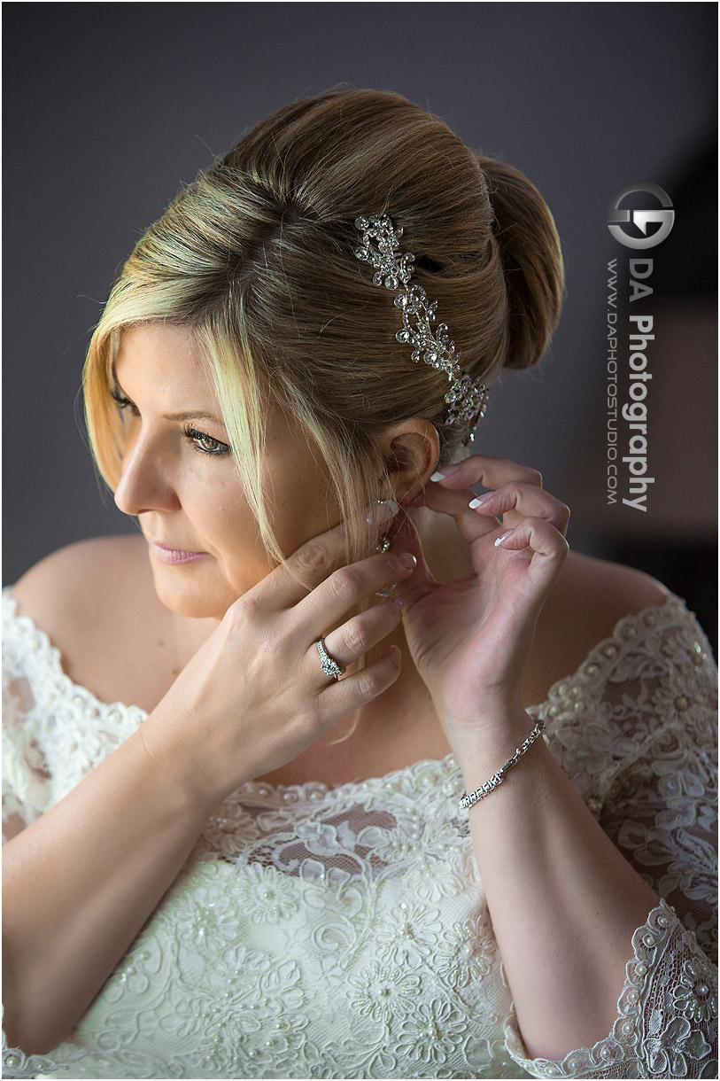 Bride in Burlington