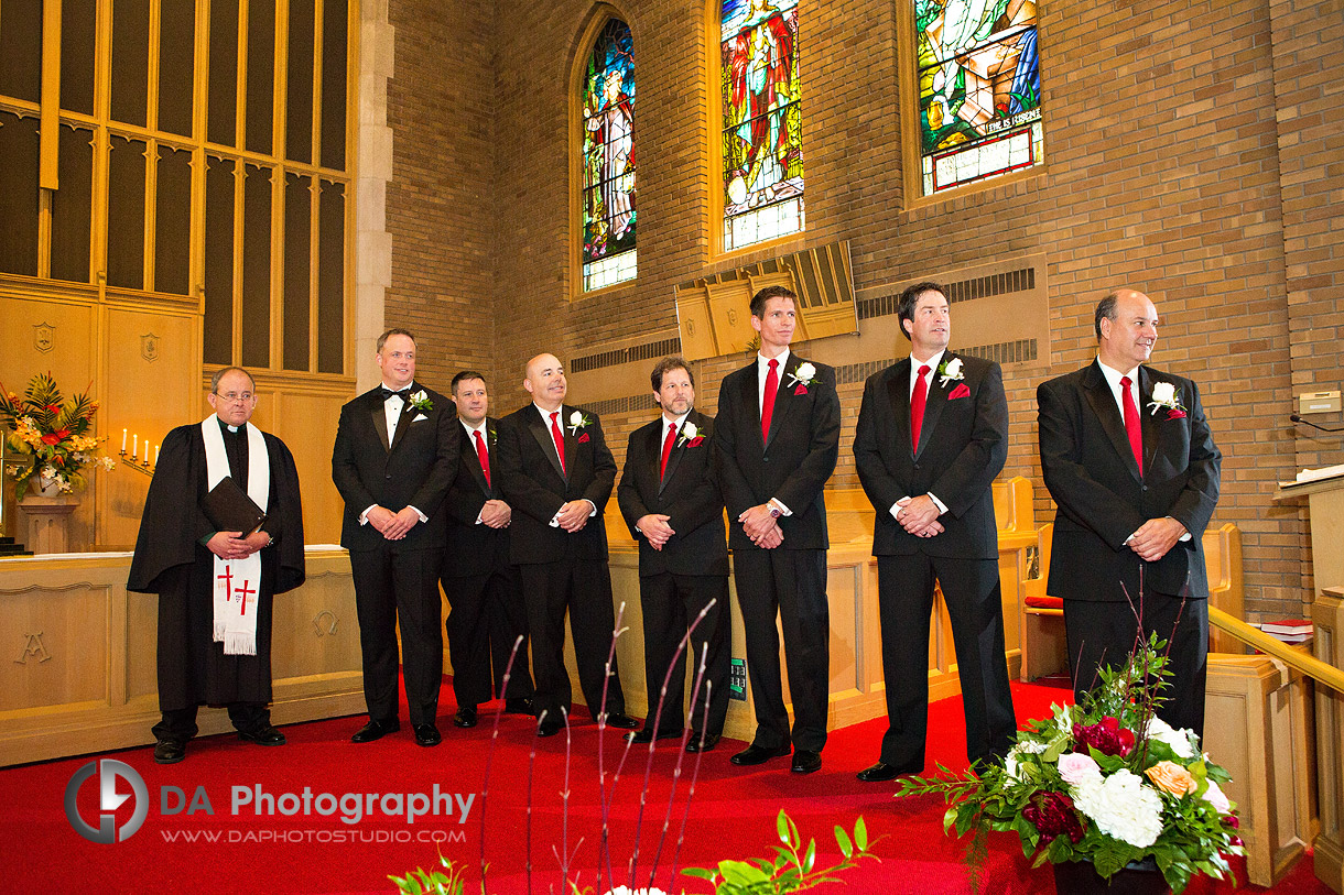 Photographers for Church Weddings in Waterdown