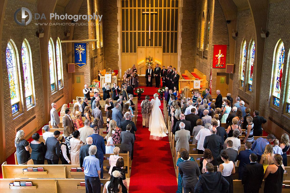 St. Joseph Church Wedding Ceremonies