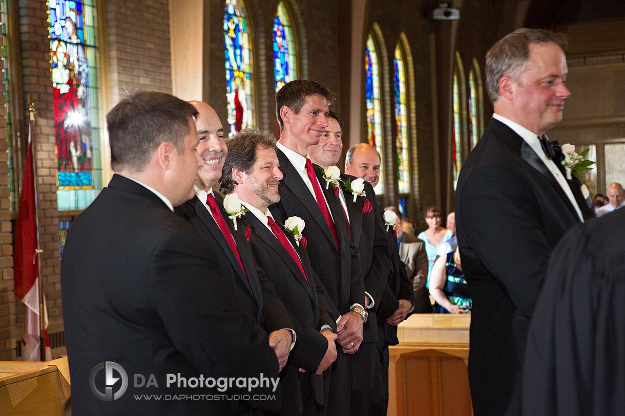 Photographer for Church Weddings