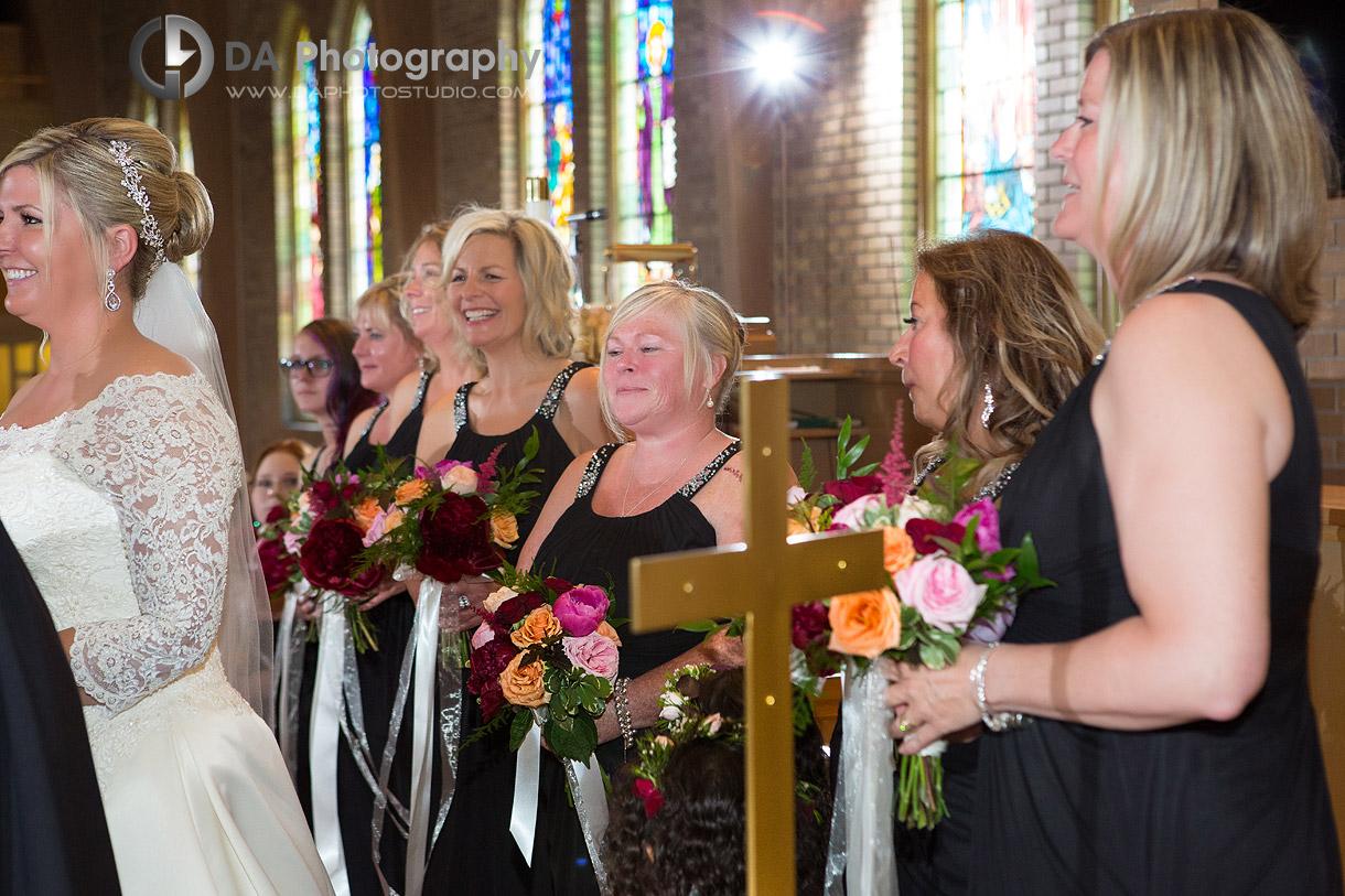 Church Wedding Photographers