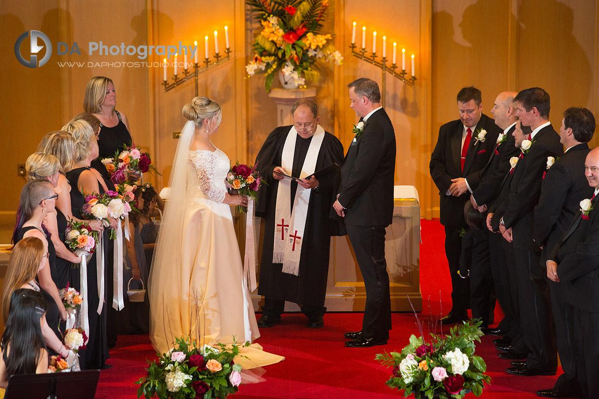 Wedding Ceremonies at St. Joseph Church