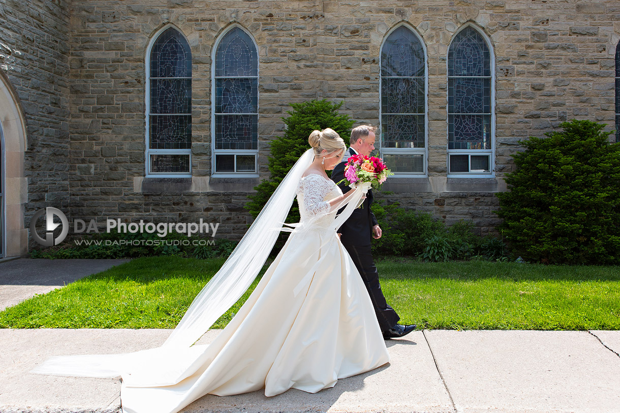 Best Photographer for Church Weddings in Waterdown