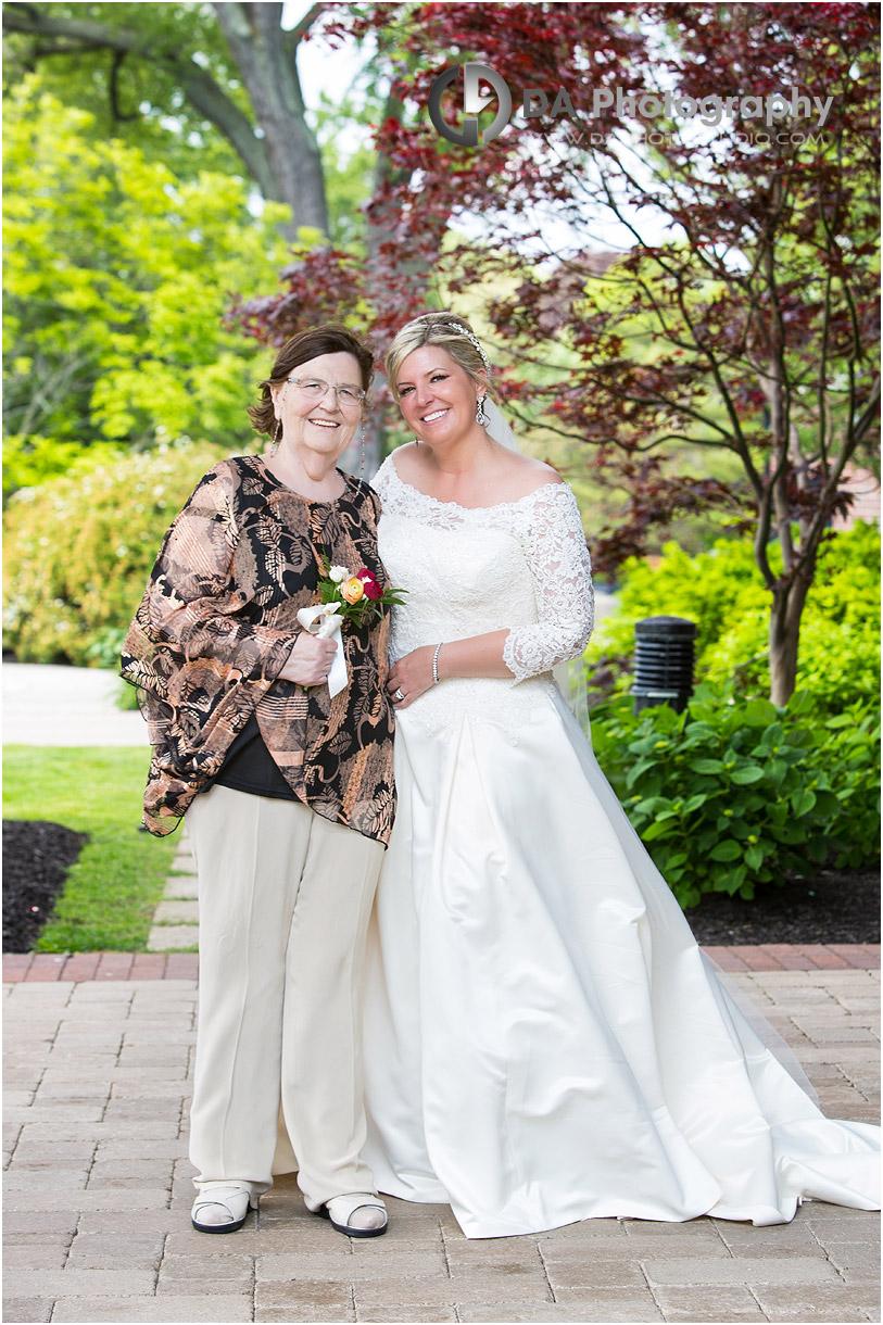 Garden Wedding in Burlington