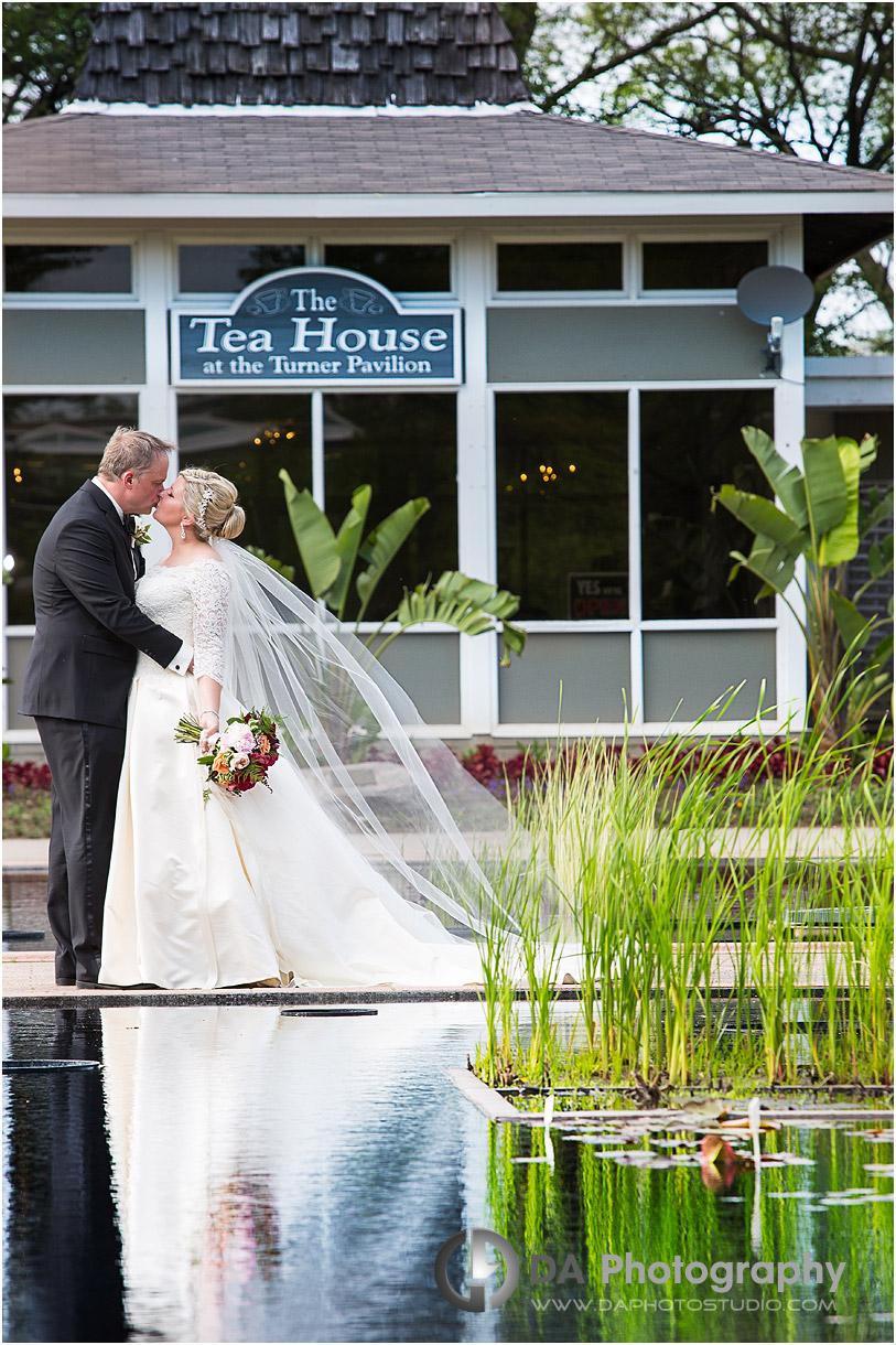 Royal Botanical Gardens Wedding in Burlington