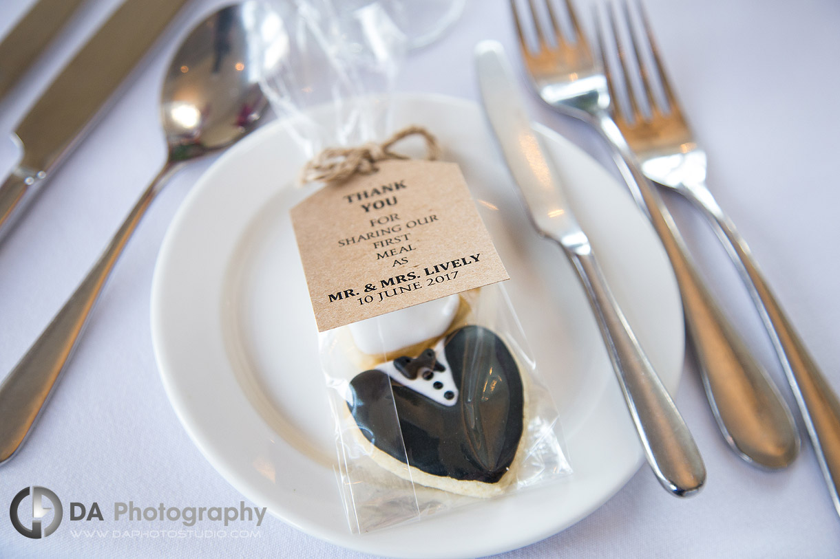 Wedding Receptions at Burlington Golf and Country Club