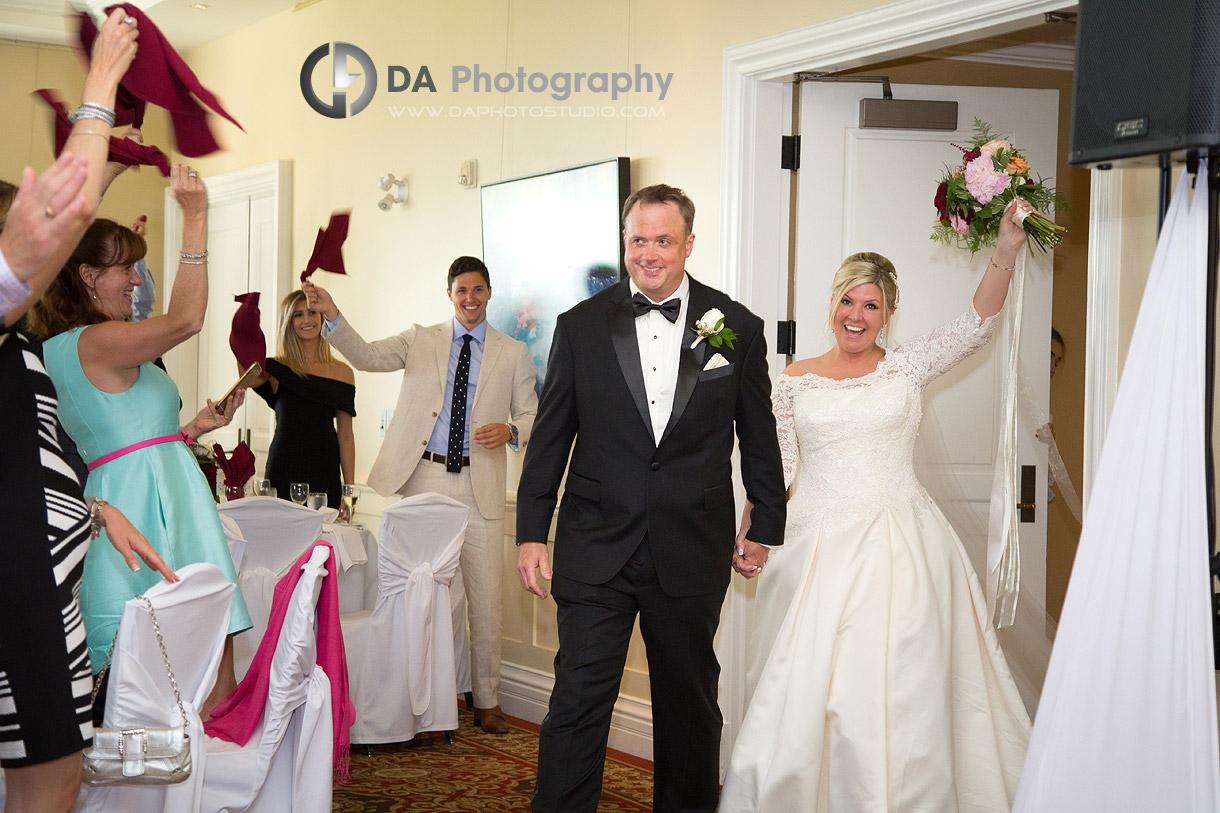 Burlington Wedding Receptions