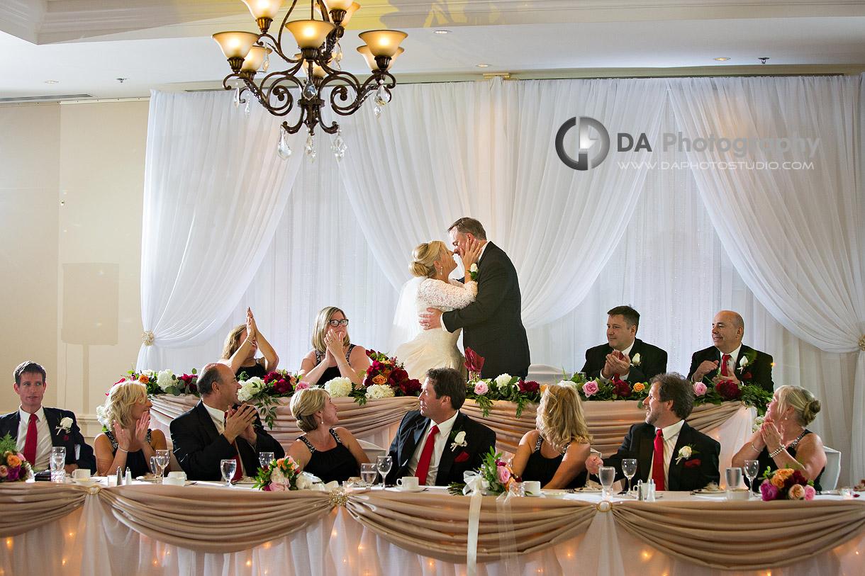Burlington Golf and Country Club Wedding Receptions